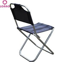 LOAAO New light breathable folding chair fishing chairs portable outdoor beach sunbath picnic barbecue party camping chair(China)