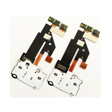 10pcs/lot,Keypad Keyboard Flex Cable Ribbon Replacement Parts For Nokia Lumia 6500s(China)