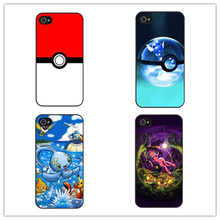 Pokemon Go Kawaii Pokeball case Cover for iphone 7 7 plus 6 6s plus 5 5s 5c SE 4 4s(China)
