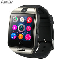Smart Bluetooth Waterproof Watch Fashion Metal Business SIM Mobile Phone Watch Simple Sports Watches