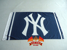 New York Yankees MLB Major League Baseball Flag Hot Sell Goods 3X5FT 150X90CM brass metal holes 100D Polyester free shipping