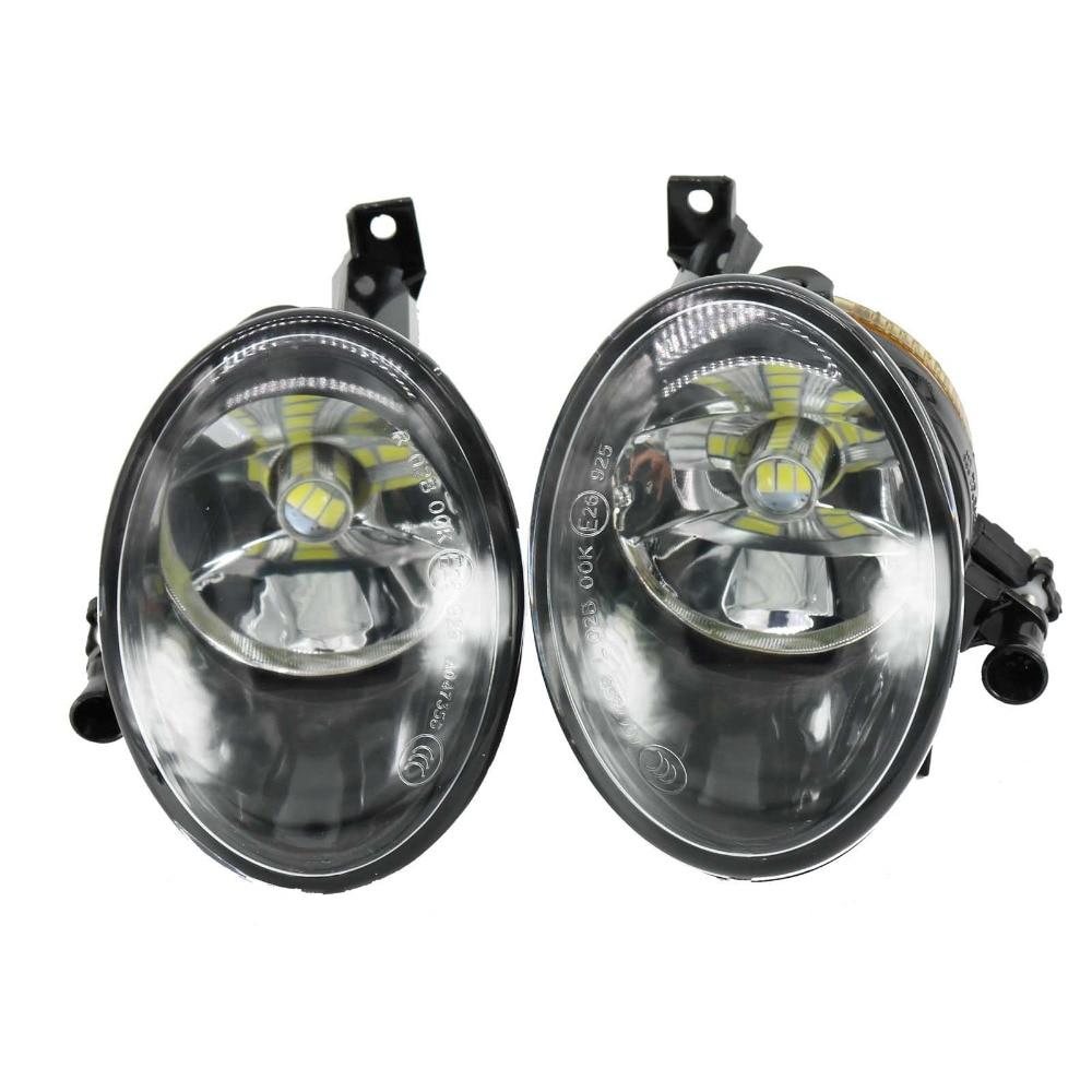 NEW External Lights & Indicators Car Parts VW TOUAREG 2011-2014 LEFT & RIGHT HALOGEN FOG LIGHT 7P6941699 7P6941700