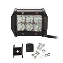 iTimo 18W 6000K Offroad Car SUV ATV Tractor Truck Flood Spot Beam Waterproof LED Work Light