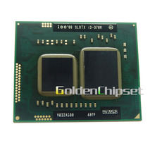Refurbished I3-370M SLBTX CPU DDR3 100% work test fully refresh chipset BAG Electronic Accessories
