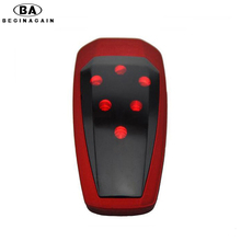 BEGINAGAIN Intelligent Bicycle LED Light Cycling Brake Rear Light USB Chargeable Tail Lamp Bike Safety Warning Light x10 LEDs