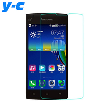 For Lenovo A1000 Tempered Glass New Good Quality Protective Film Explosion-proof Screen Protector For Lenovo A1000 4.0' Inch