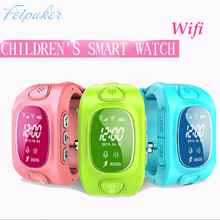 2016 New arrial GPS/GSM/Wifi Tracker Watch for Kids Children Smart Watch with SOS Support GSM phone Android&IOS Anti Lost Y3