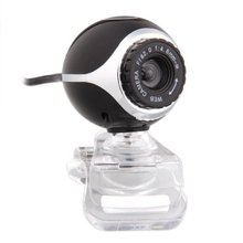 CAA-USB 50.0M HD Webcam Camera Web Cam With Mic for Desktop PC Laptop Computer Black