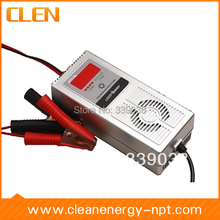 CLEN 24V 3A Car Battery Charger 7-stage intelligent Charging Battery Maintenance Desulfation 15-36AH(China)