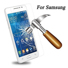 Tempered Glass for Samsung Galaxy Note 2 3 4 5 S3 S4 S5 S6 mini A3 A5 A7 A8 J1 J5 J7 E5 E7 G360 G850 Cover Film Screen Protector