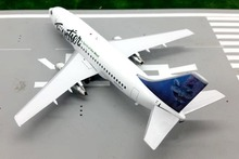 BBOX200 1:200 American Frontier Airlines Boeing 737-200 aircraft model alloy N205AU Alloy collection model