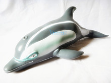 50cm Sea Life Simulation Model Toy Soft Dolphin Action Figures Marine Life Model Kids Birthday Gifts Home Decor