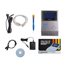 QN-H618 remote controller remote master for wireless RF remote controller updatable H618 key programmer remote controller(China)