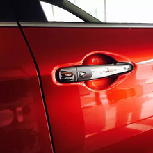 China Manufacture Car Accessories ABS Chrome Door Handle Cover For Nissan For Qashqai 2016