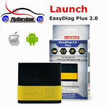 New Design Original Launch X431 EasyDiag For Android & iOS 2 in 1 Diagnostic Tool Easy Diag with 2 Vehicle Software