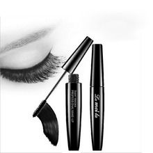 1PC New Brand Eyes Makeup Waterproof Natural Black Thick Lengthing Extension Eyelashes 3D Curling Waterproof Mascara Cosmetics(China)