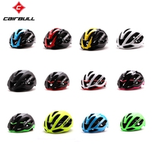 2016 CAIRBULL High Performance Hot New Aerodynamic Road Bike Cycle Helmet 20 Vents In-Mold Frame Bicycle Helmet Perfect Outflow