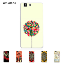 For Doogee X5 X5 Pro 5.0 inch Soft TPU Silicone Cellphone Case High Quality Mask Color Paint Cover Protective Skin Free Shipping
