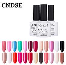 CNDES Uv Gel Nail Polish 96 Color Series Healthy Eco-friendly Professional 10ML Soak off Gel Varnish DIY Hot Sale All For Nails