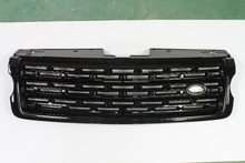 High quality front grille mesh grill for Land Rover Range Rover SV Autobiography 2014 2015 2016