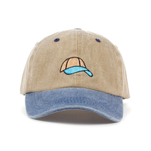 VORON New style high quality waterwash cotton Dad hat cap embroidery baseball cap adjustable snapback hats factory sells direct(China)