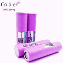 Colaier Samsung 18650 3000mAh battery li-lon INR18650-30Q powered rechargeable - Shop1721160 Store store