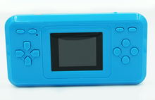 "New 2.4"" Color Screen Handheld Game Console Handheld Game Player with Classic 298 Games gift for kid 100pcs Wholesale"