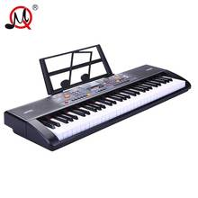 61 Keys Adult Professional Musical KeyBoard Piano Instrument Electronic Key board Big Size Digital Piano Music Toys For Teenager