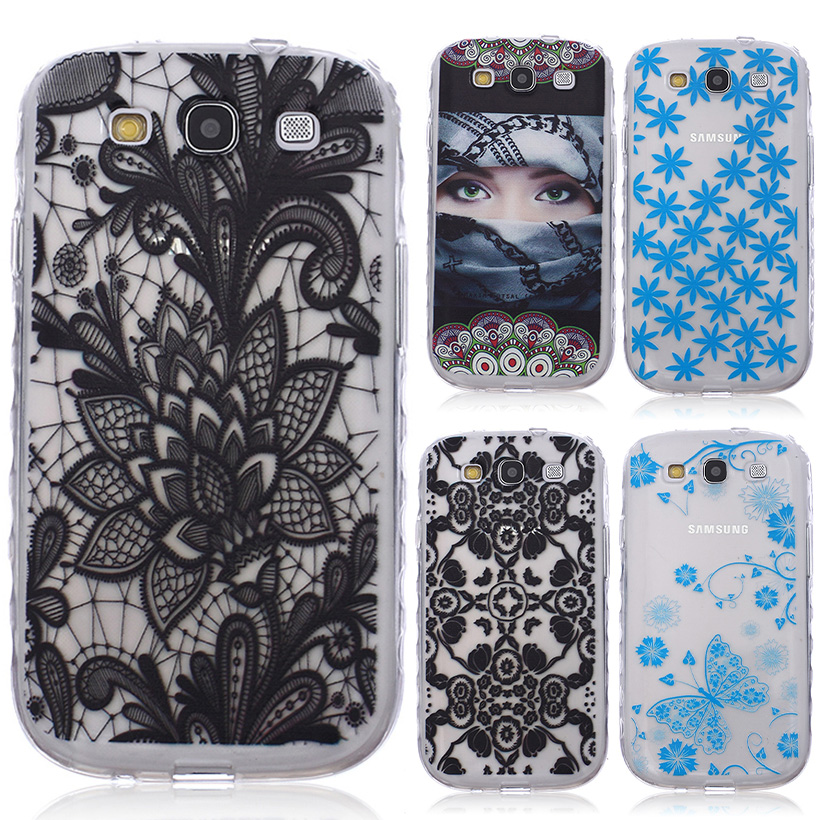 AKABEILA Cell Phone Case For Samsung S3 Cover I9300 Galaxy S III LTE I9305 I9308 I747 T999 GT-I9301 S3 Neo SIII Soft TPU SCAH03(China)