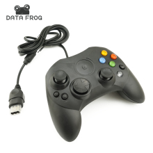 1 Pcs Classic Wired Joypad Controller For Microsoft Original Xbox Controller For XBOX Gamepad Retro Joystick Controle Black