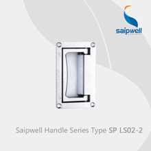 Saipwell SPLS02-2 zinc alloy interior door handles retractable luggage handles retractable luggage handles 10 Pcs in a Pack(China)