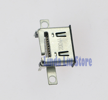 Original used HDMI Port Socket Interface Connector HDMI socket for WII U Console 10pcs/lot