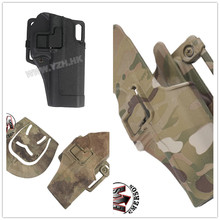 Hot EMERSON Sale Outdoor Tactical gun Holster Military Airsoft Hunting Belt Holster Right Hand Pistol Holster Case For Glock 17