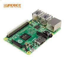 Original Raspberry Pi 2 Project Board Model B, BCM2836 900MHz quad-core ARM 1GB RAM Support Debian GNU/Linux, Fedora, Arch Linux
