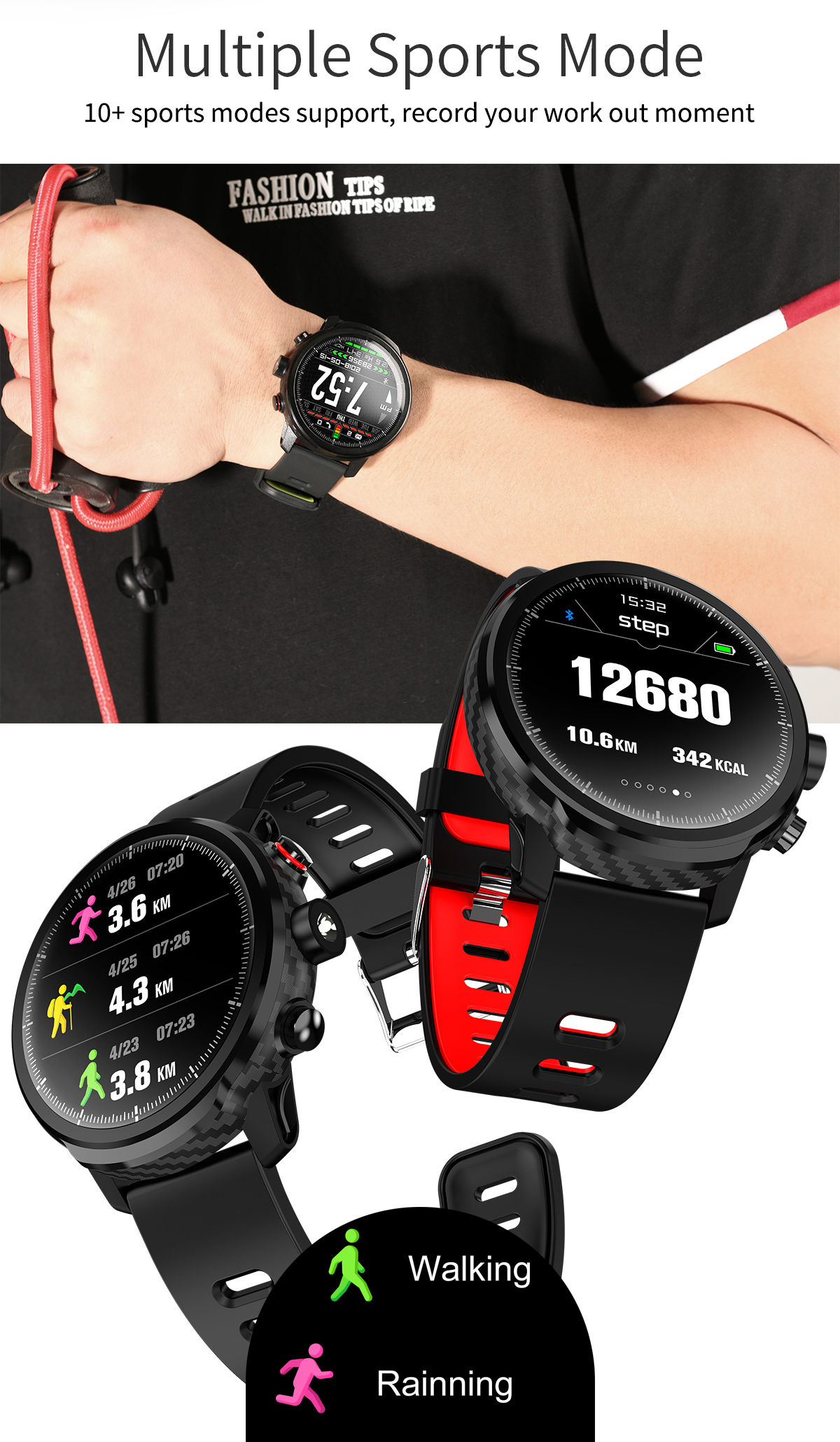 Smart Watch for Swimming 20