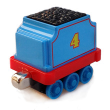 Alloy Magnetic Thomas NO.3 NO.4 train carriages and Friends toys baby learning & education classic the toys gift of children(China)
