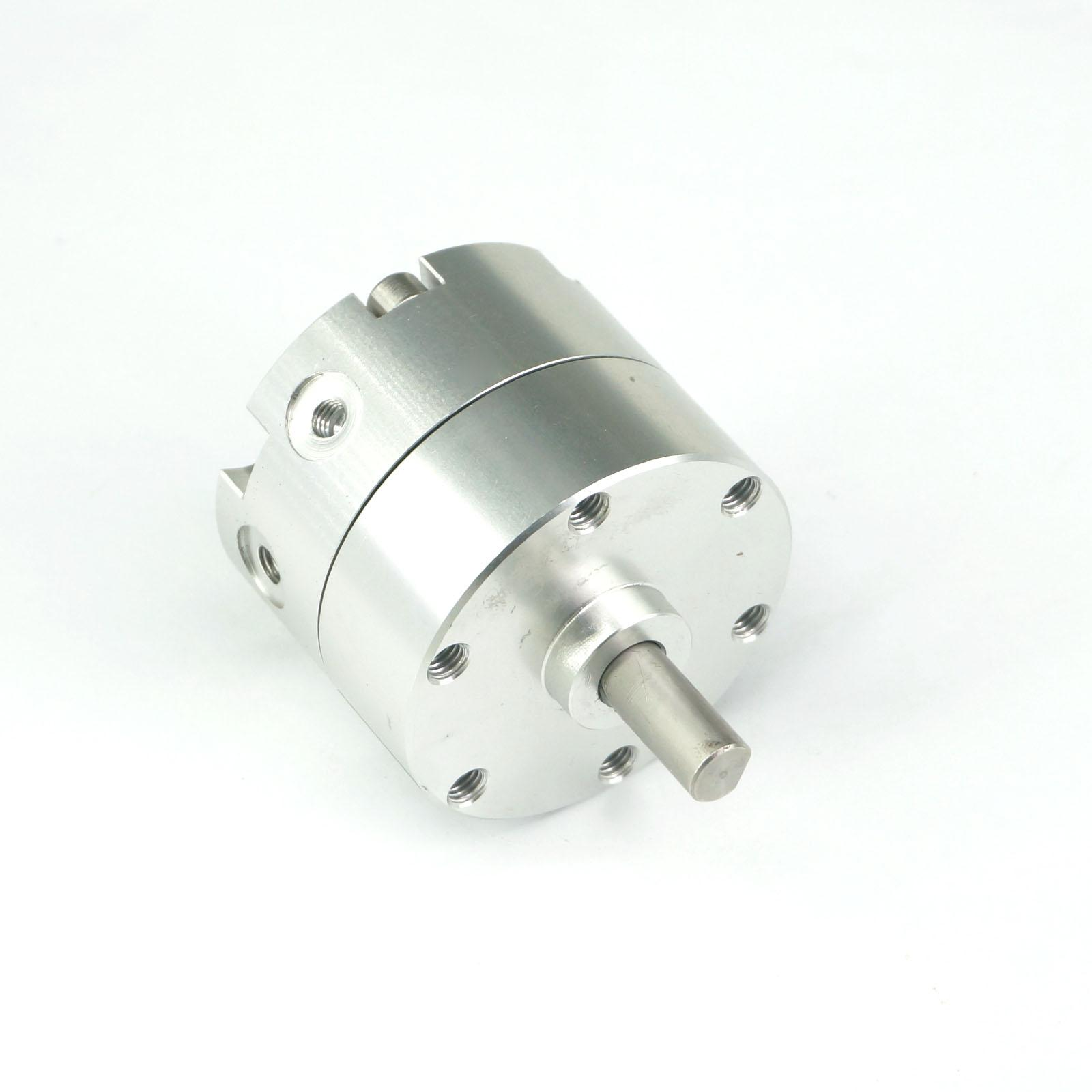 CRB2BW30-90S Rotary Cylinder Vane Double Shaft Size 30mm Rotating 90 Degree<br>