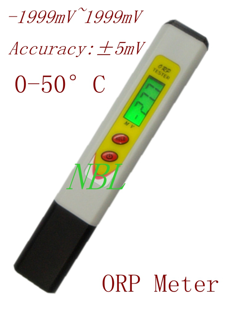 Pocket Pen Type Digital ORP Meter -1999mV~1999mV LCD Oxidation Redox Potential Tester Aquarium Pool Water orp Value Mesurement<br><br>Aliexpress