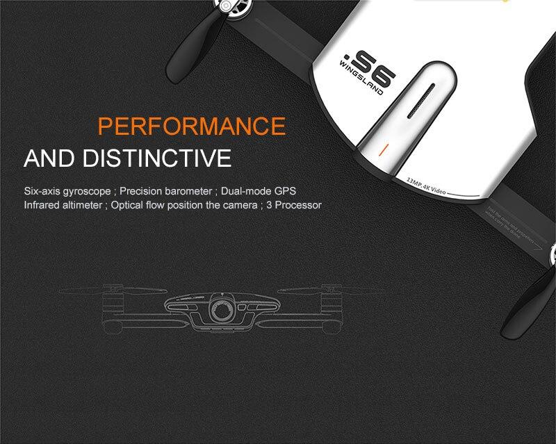 Wingsland S6 Pocket Selfie Drone Camera (18)