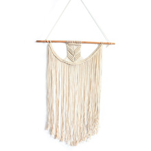 1 Pc Hand Woven Wall Hanging Decorative Tapestry Tapestry Braided Rope Wall Wedding Home Decor Handmade Wall Hanging Tapestry(China)