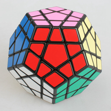 Brand New Shengshou 65mm Plastic Speed Puzzle Megaminx Magic Cube Educational Toys For Children Kids