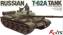 RealTS TAMIYA MODEL 35108 1/35 Russian T-62A Tank(China)