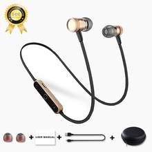 SOE Stereo Metal Earphone with Microphone earbud earphone for phone bluetooth earphone headphones wired or wireless headset hifi
