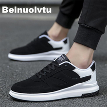 Spring autumn Running shoes for Men Sneakers Canvas Sport shoes Boys Sneakers Breathable Trainers Tennis Walking Sneakers(China)