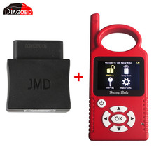 V8.2.0 Handy Baby Hand-held Car Key Copy Auto Key Programmer for 4D/46/48 Chips Plus JMD Assistant Handy Baby OBD Adapter