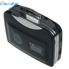 Cassette player record player portable Tape to Audio MP3 Format Converter to USB Flash Drive Nov8 drop shipping