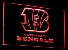 Cincinnati Bengals Football Beer Bar Pub Restaurant beer bar pub club led noen Light Signhome decor shop crafts