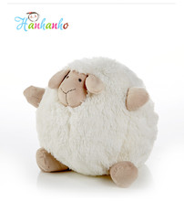 "13"" High Quality Baby Soft Toy Plush Sheep Infant Stuffed Animal Doll For Kids"