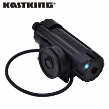 KastKing 2017 Electronic Outdoor Fishing Alarm Bite Fish Finder Alarm Sound Alert Running LED On Fishing Rod Carp Fishing Tackle(China)