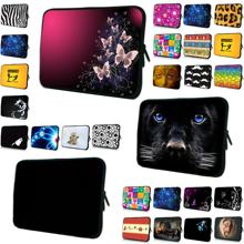 "Portable New Neoprene Laptop Sleeve Bag Hot 7 7.9 9.7"" 10 12 11.6 13 13.3 14 15 15.6 15.4 17 Notebook Computer Cover Cases Pouch"